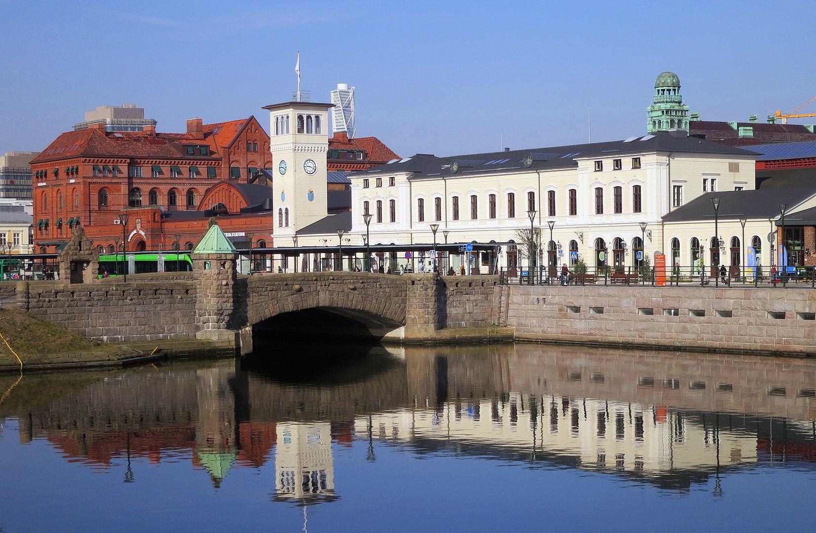 Malmö station