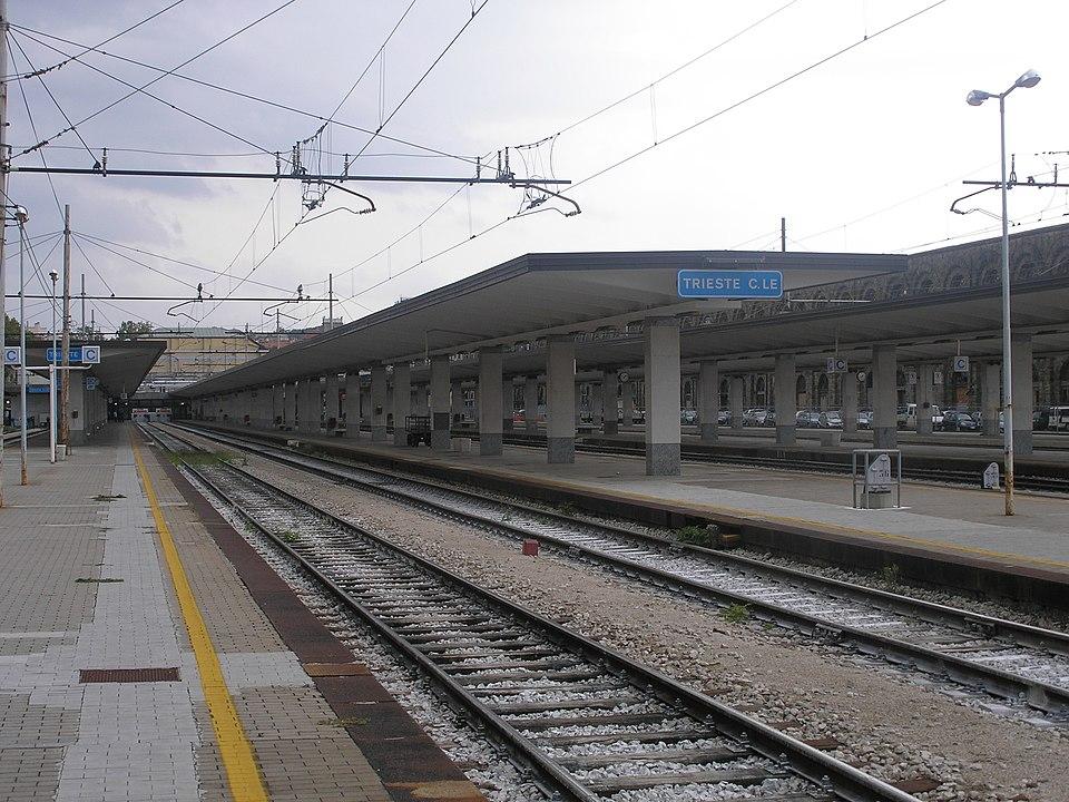 Triëst Centraal station