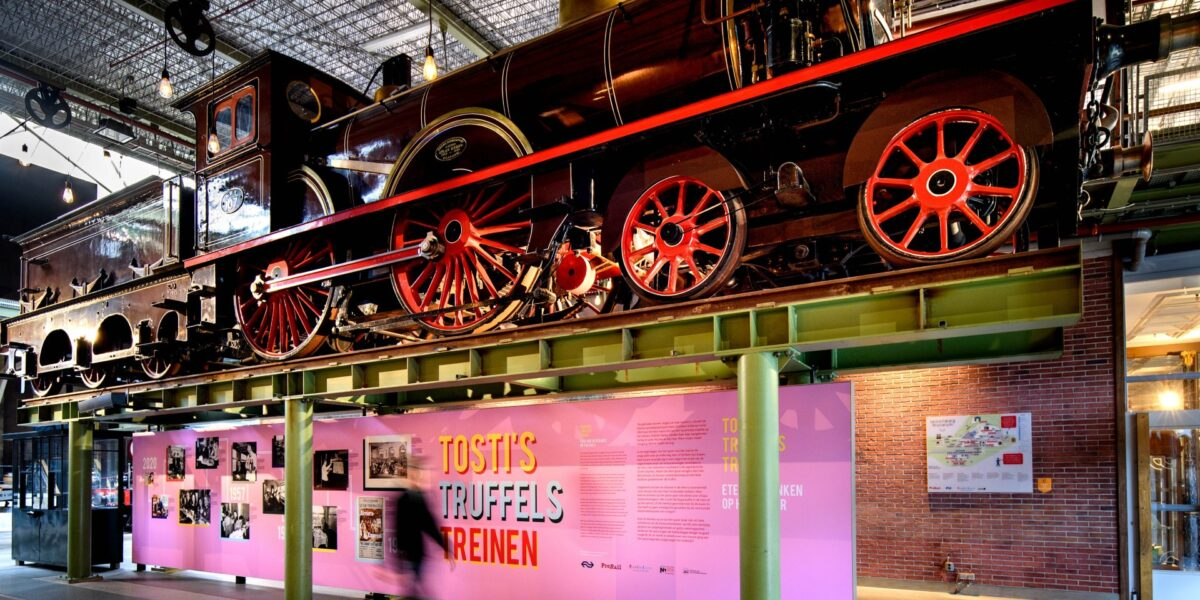 evenementen spoorwegmuseum