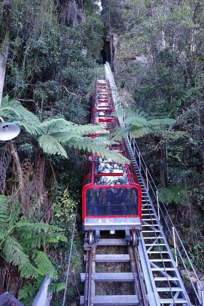 steilste spoorweg ter wereld