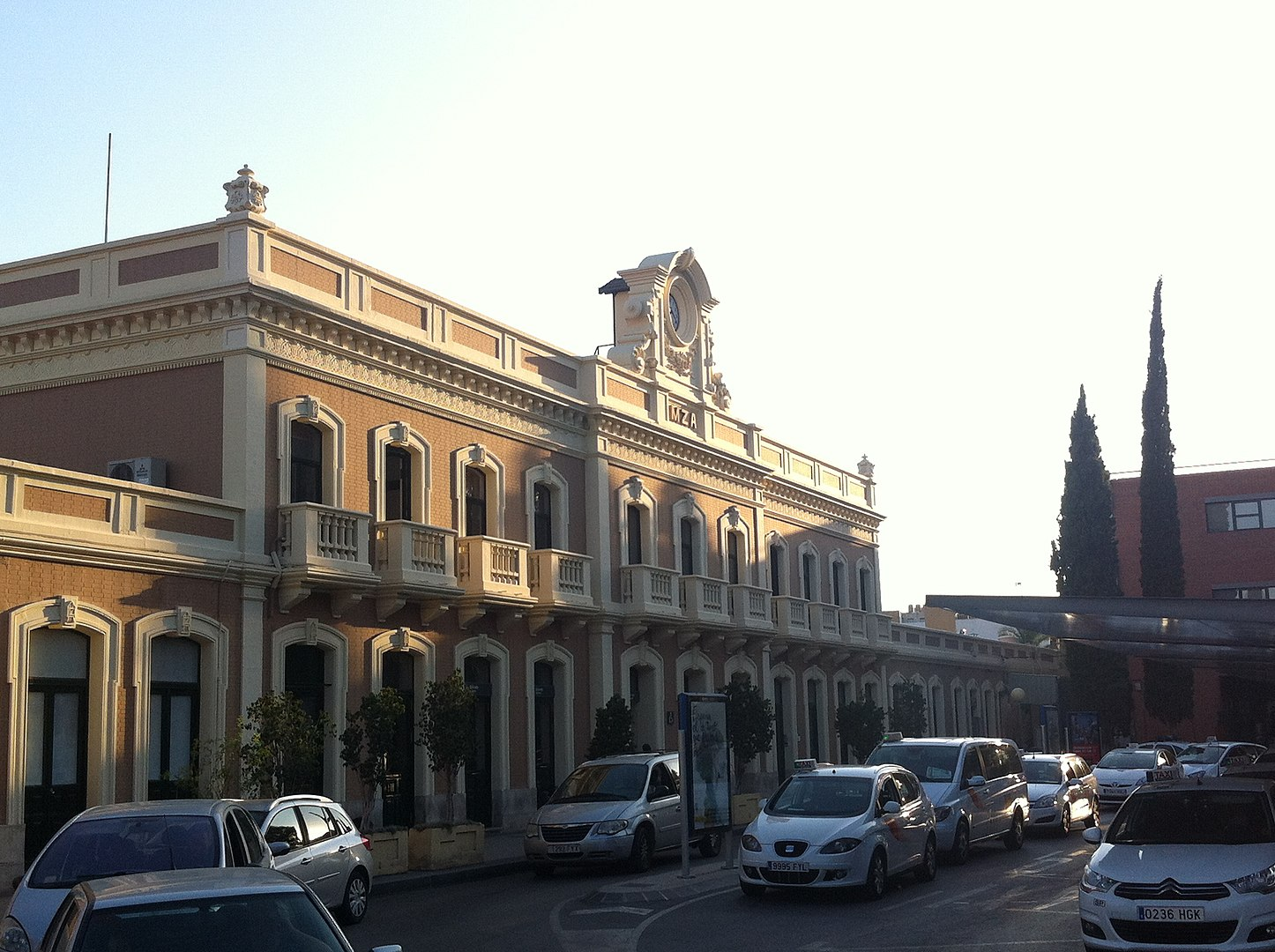 station Murcia del Carmen