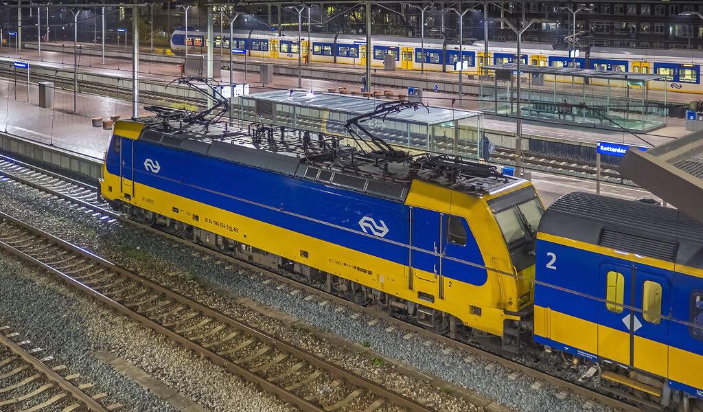 Politiek en het treinreizen