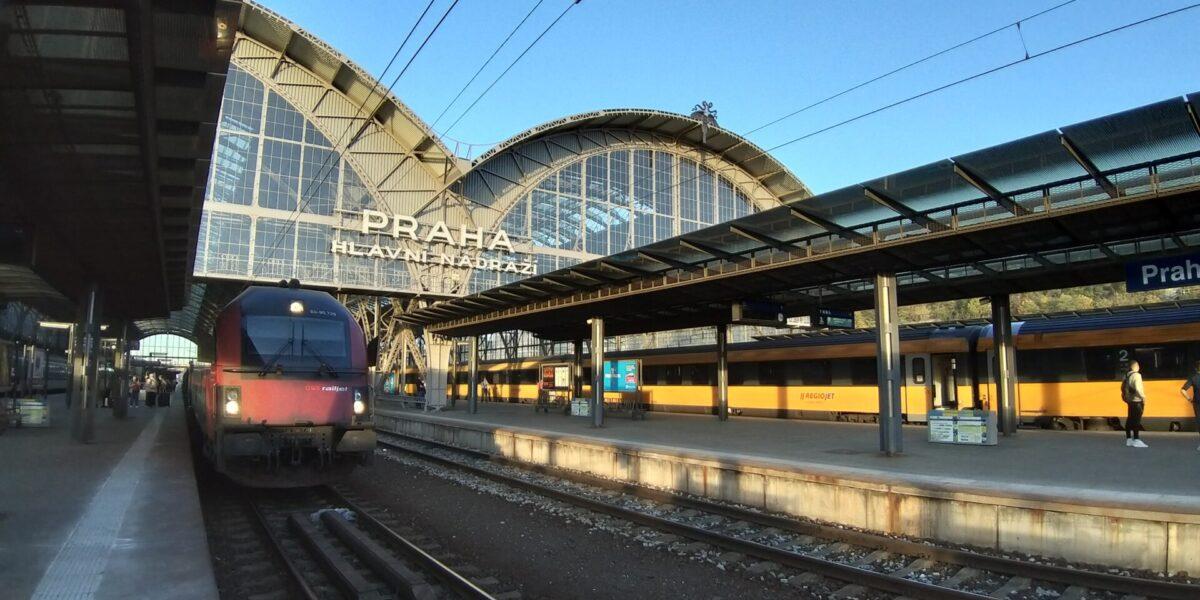 Treinreizen door Tjechië