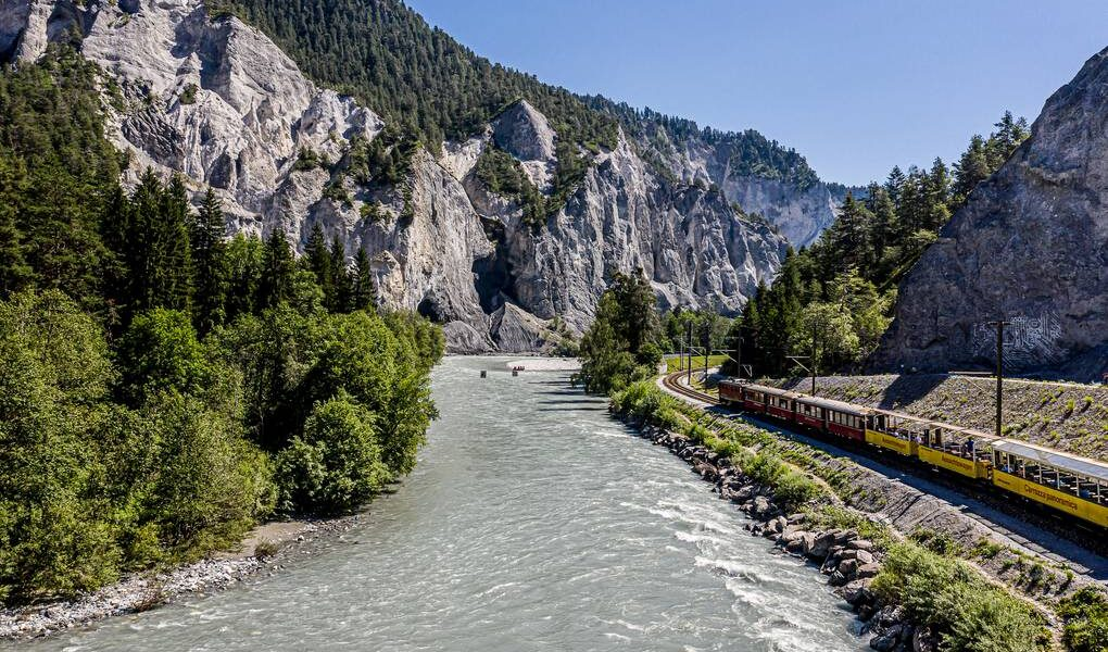 Rhine Gorge Experience Train