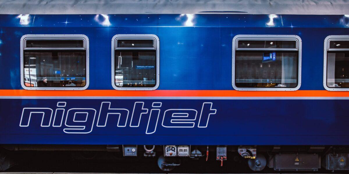 Dienstregeling Nightjet Amsterdam - Innsbruck